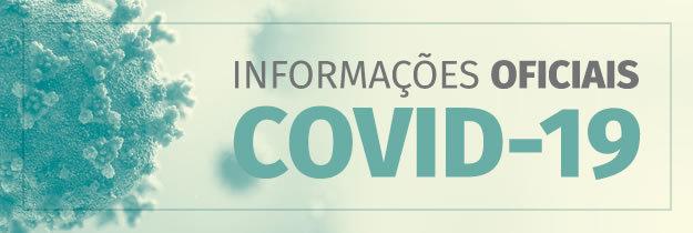 Informações oficiais COVID-19